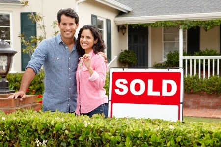 Your home has sold.