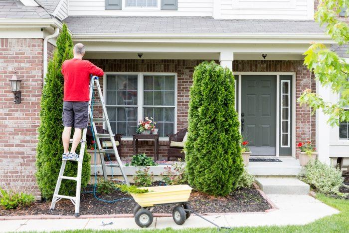 house maintenance list